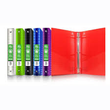 three rings office. Simple Office Threering Binder Bazic Poly Binders 1 Inch For School Office 48 Units Three Rings Office