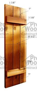 diy exterior shutters ideas. shutterswe just did this. used 5 inch cedar tongue and diy exterior shutters ideas r