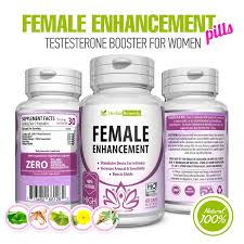 Natural vitamins for women sexual health