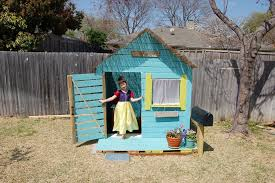 simple playhouse plans style