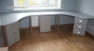 <b>Письменный стол</b> вдоль окна | Дизайн домашнего интерьера ...
