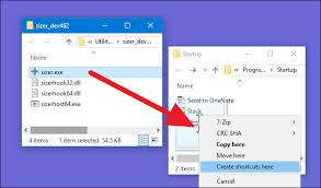 How To Add Programs Files And Folders To System Startup In Windows