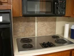 Vinyl Kitchen Backsplash Stick On Vinyl Tiles For Backsplash