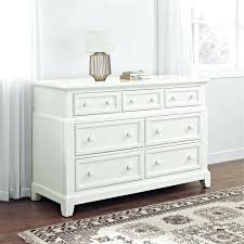 White 7 Drawer Dresser Chest Free Change Pad7  In French Parocela U91