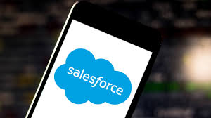Salesforce Logo Salesforce Expands Footprint Into China With Alibaba Partnership