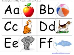 Free Alphabet Printable For The Pocket Chart Abc Cards