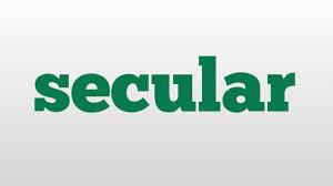 words short essay on the secular state secular
