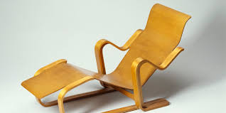 'Long Chair' by Marcel Breuer - MAAS Collection