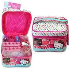 o kitty soft cosmetic bag