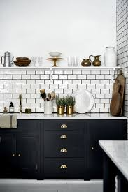 Image Tile Backsplash Photo Source Emilyhendersongroutcolorsoptionswhitegrayblackbrown1 Emily Henderson The Difference Grout Color Can Make To Your Tiles Emily Henderson
