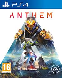 Anthem Chart Anthem Is The New Uk Number One Games Charts 23 February