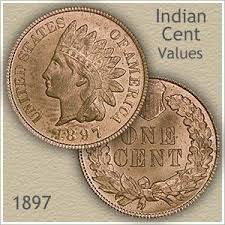 1897 Indian Head Penny Value Discover Their Worth Penny