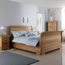wooden sleigh bed. Beautiful Sleigh Avignon Sleigh Bed To Wooden R