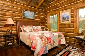 Log Cabin Interior Design In Jackson Hole Teton Heritage Builders - Log home pictures interior