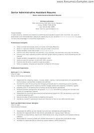 Objective For Office Assistant Resume Foodcityme Interesting Objective Resume Administrative Assistant