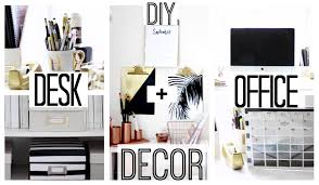diy office decorations. Fine Decorations Diy Office Decor Youtube Desk Anthropologie Kate Spade  Insp On Room On Decorations O