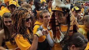 Mizzou isn't king of <b>homecoming</b>? Baylor stakes its claim | Education ...