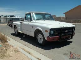 c10 chevy truck stepside long bed v8 4spd