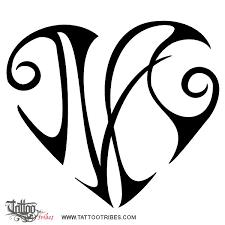 heart, love, union, letters