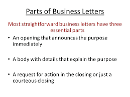 Closing Business Letter