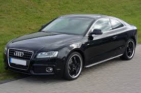 black audi a5. audi a5 coupe black 2013 bk7v9mu9 wallpaper