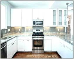 light gray subway tile glass unique kitchen white with grey grout blue backsplash g