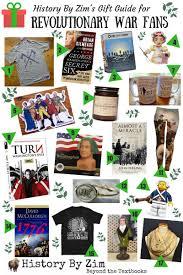 gift guide revolutionary war fans