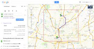google map of the city minneapolis minnesota usa nations maps in