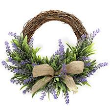 YHNJI <b>Artificial</b> Flower Decoration Wreath, <b>1 Pcs</b> Simulation ...