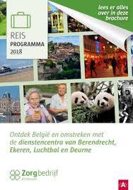 Reisbrochure Reisbrochure 2018 Hoge Noorden By Zorgbedrijf Antwerpen Issuu