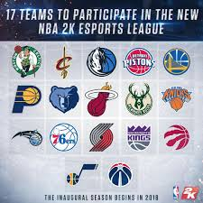 17 NBA Teams Join NBA 2K Esports League ...