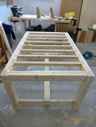diy outdoor table. Building A DIY Harvest Table With Ana White Plans Diy Outdoor .
