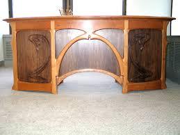 full size art nouveau desk art deco desk chair office side armchair