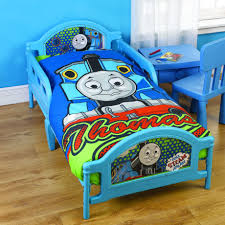children s bedroom with thomas the tank engine steam toddler bed