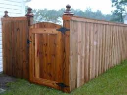 Fine Wood Fence Gate Plans Build Privacy Designs In Decorating
