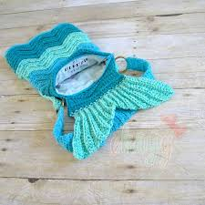 Crochet Pattern Mermaid Tail