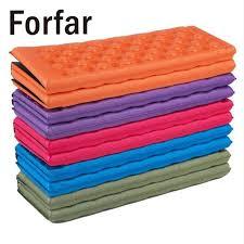 forfar outdoor folding mat picnic pad seat foam waterproof cushion portable hiking mat outdoor replacement cushions replacement patio cushions from monida