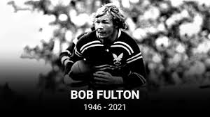 Mourners are asked to be seated by 10.15am. State Funeral Information For Bob Fulton Sea Eagles