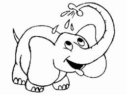 for kid baby elephant coloring pages 65 on free coloring coloring pages of baby elephants