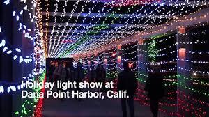 Dana Point Harbor Christmas Lights Dana Point Harbor Holiday Lights California