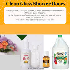 natural alternative recipe diy glass shower door cleaner kaboom is toxic alternatives for bleach and shower cleaners erin