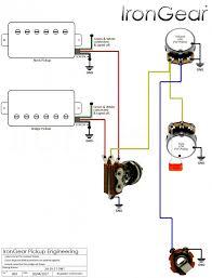 wiring diagrams 2 pickups teisco wiring diagram gallery of guitar wiring diagram 2 humbucker irongear pickups xinspirational guitar wiring diagram 2 humbucker diagrams