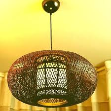 light style pendant lights lamps bird nest light new living room restaurant lamp ideas japanese
