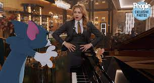 Tom and Jerry First Look! Chloë Grace Moretz on Making the Movie with  the Iconic Duo