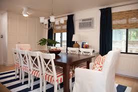 clic dining room design with pier one torrance dining room table orange white striped dining