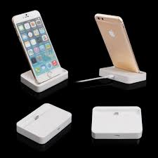 portable charging dock station charger docking stand cradle
