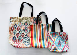Tote Bag Designs Patterns Easy Tote Bag Pattern W Video Tutorial Creative Fashion Blog