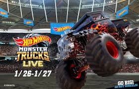 Events Hot Wheels Monster Trucks Live Sears Centre