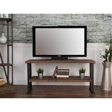 Fullsize Of Staggering Rustic Brown Industrial Inch Tv Stand Brixton   Rustic Industrial Tv Stand O11