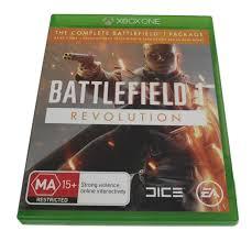 Battlefield 1 Revolution Microsoft Xbox ...